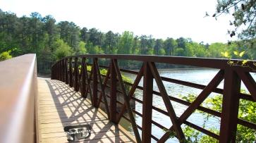 Bridge at Umstead