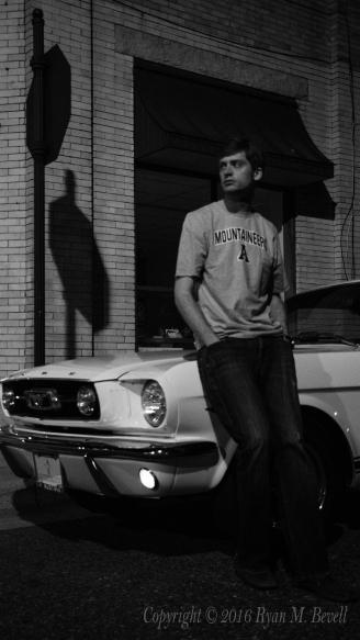christian car side B&W copyright